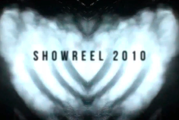 Motion Design Showreel 2010