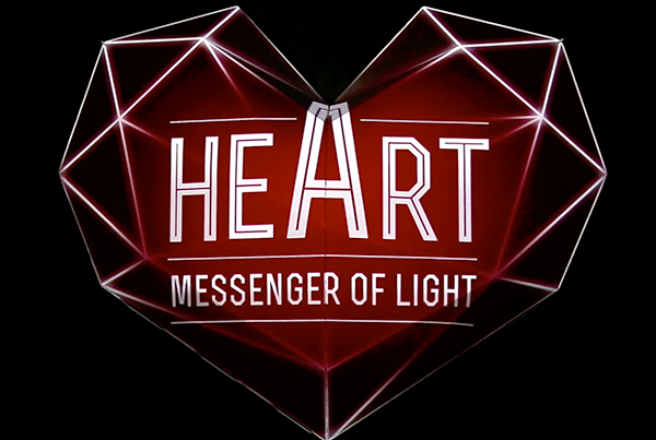 HeArt – Messenger of Light – 'The sound of synchronicity'