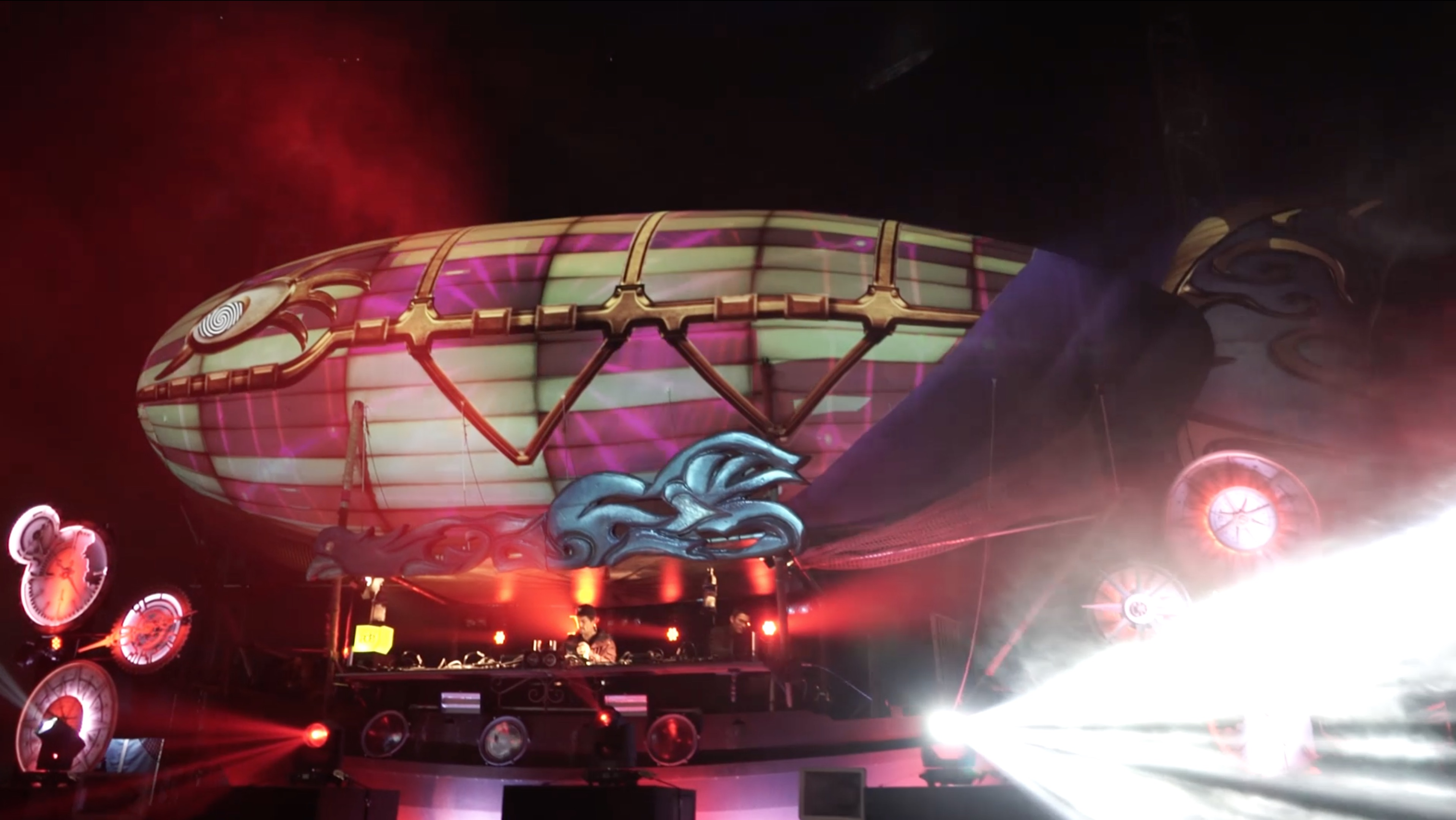 ADE Mystic garden Dockyard – Once upon a time stage